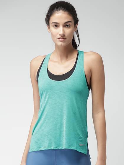 cd75b3d5b4fee Nike Tops - Buy Nike Tops Online in India