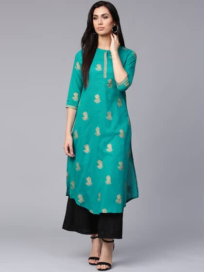 75e8d33e4 Kurtis Online - Buy Designer Kurtis & Suits for Women - Myntra