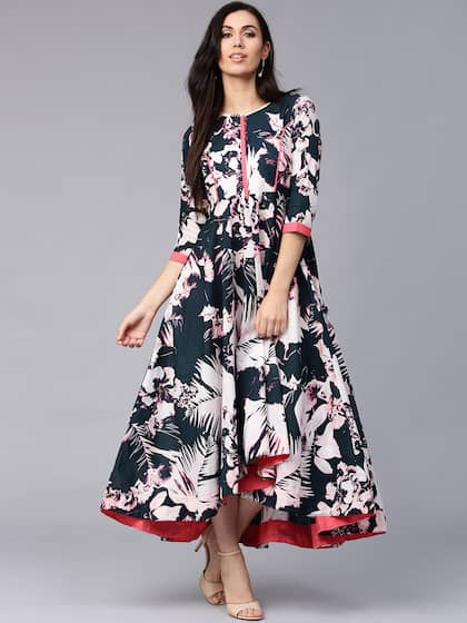4d099332594e3 Designer Dresses - Shop for Designer Dress Online in India | Myntra