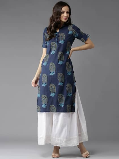 346620827f913 Here&now Kurtas - Buy Here&now Kurtas online in India