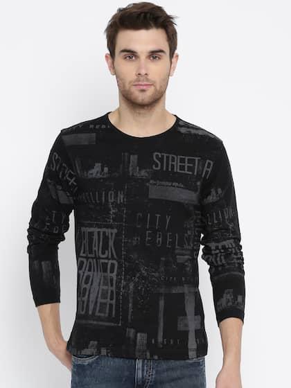 cd704a513 T-Shirts - Buy TShirt For Men, Women & Kids Online in India | Myntra