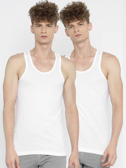 f2e4249ea1da6 Vests For Men - Buy Mens Innerwear Vests Online - Myntra