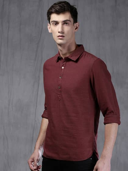 f87aa592f Casual Shirts for Men - Buy Men Casual Shirt Online in India