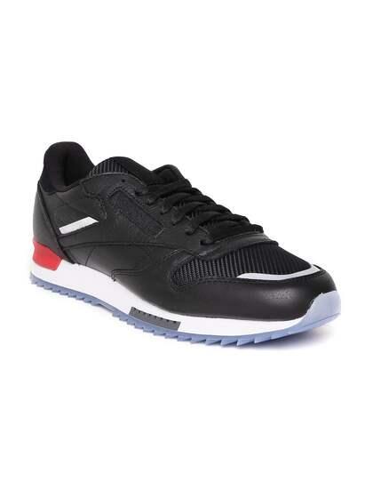 6c3d3a52428f3 Reebok Classic Black Shoes - Buy Reebok Classic Black Shoes online ...