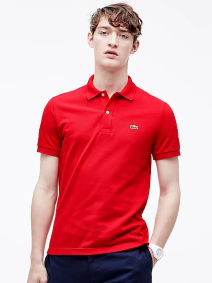 dece207437f1bb Lacoste T-Shirts - Buy T Shirt from Lacoste Online Store