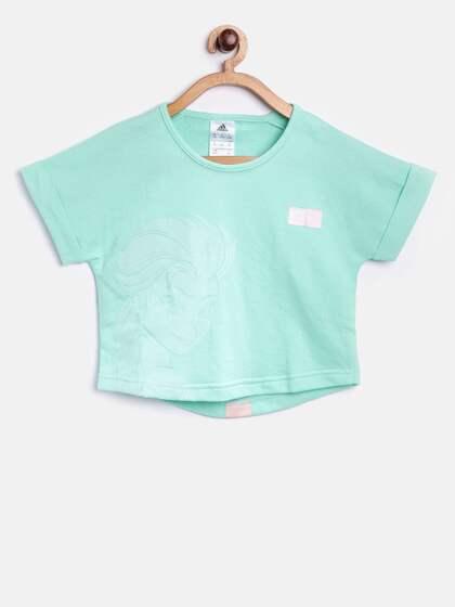 071d846ca Adidas T-Shirts - Buy Adidas Tshirts Online in India   Myntra