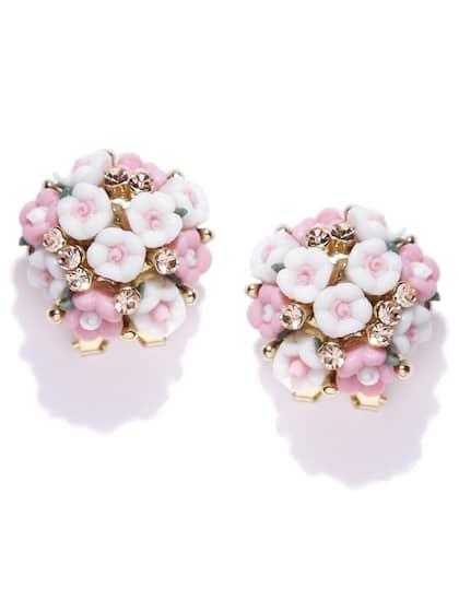 c00089b03568a Stud Earrings - Buy Stud Earring Online in India | Myntra