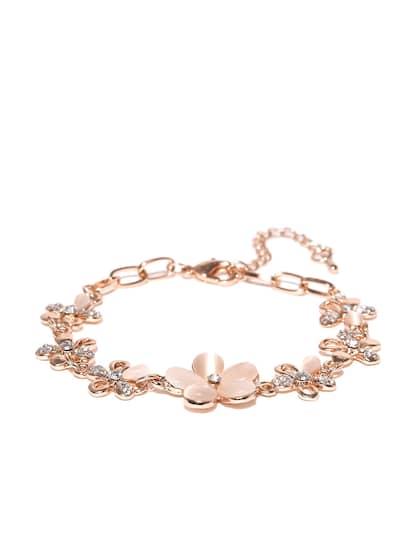 ccab7370938dd Bracelets - Shop for Bracelet Online in India | Myntra
