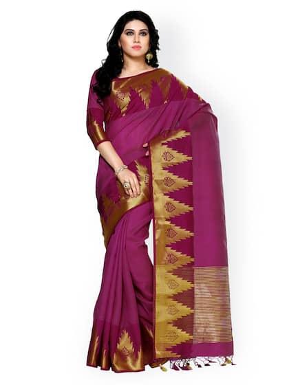 54cb16340bc46 Tussar Sarees - Buy Pure Tussar Sarees Online in India