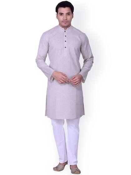 2be9f58412 Men Kurta Pyjama - Buy Kurta Pyjama for Men Online in India | Myntra