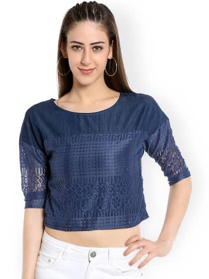 24ac9e913f5 109f Women Topwear - Buy 109f Women Topwear online in India