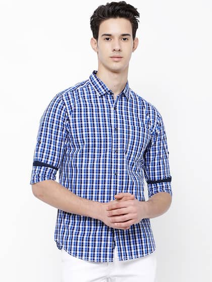 a884866e Casual Shirts for Men - Buy Men Casual Shirt Online in India