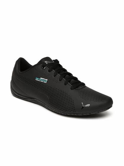31de48403f0e ... Puma Unisex Black Mercedes Drift Cat Ultra Sneakers top design e4d06  c34b7  Puma Mens Mercedes Upole ...