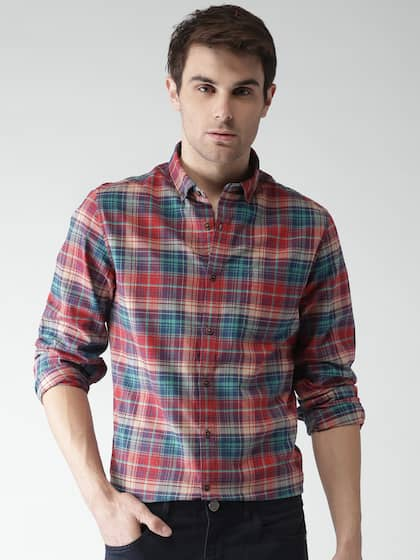 dddbb955f6 Mast   Harbour. Men Casual Shirt