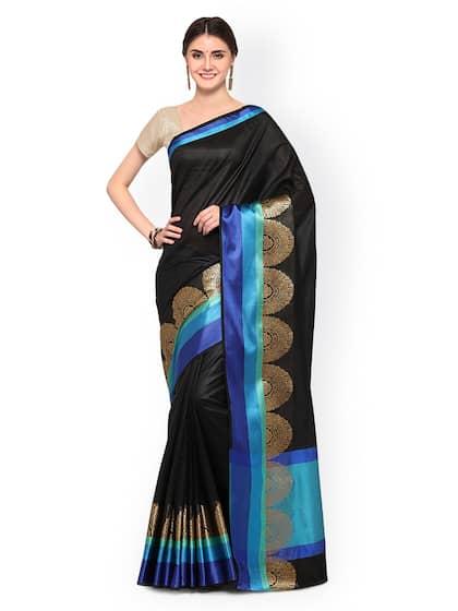c99a33fb6 Chanderi Sarees - Buy Chanderi Sarees Online in India