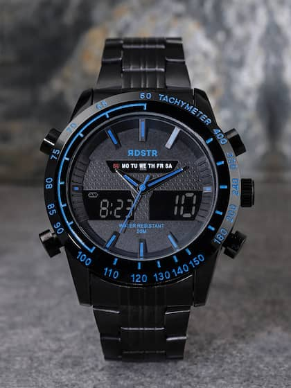 05e61cab848 Black Metal Watches - BuyBlack Metal Watches online in India