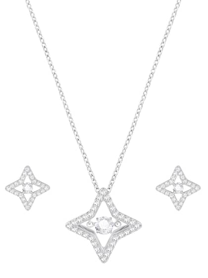 01d87eb0518e4 Swarovski - Buy from Swarovski Online Store in India | Myntra