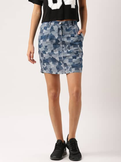 ff6dd053d9 Pencil Skirt - Buy Pencil Skirt Online - Myntra