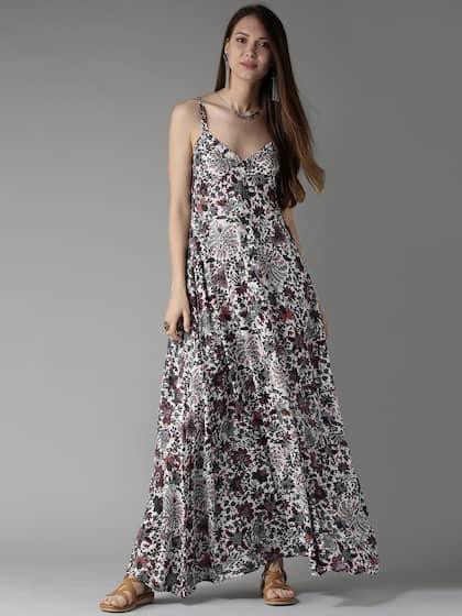 2f4b3d08 Dresses - Buy Western Dresses for Women & Girls | Myntra