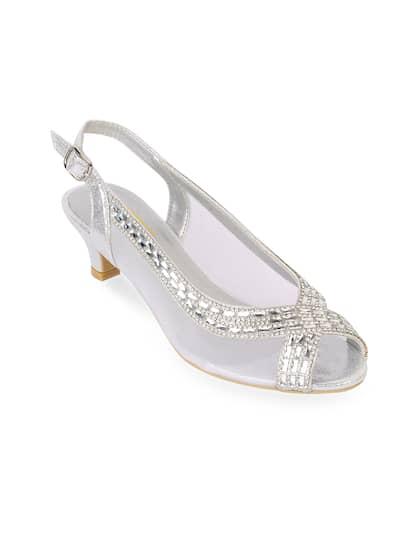 7541e3738473 Heels Online - Buy High Heels, Pencil Heels Sandals Online | Myntra