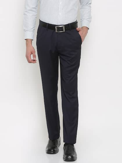 33555ac879 John Miller Trousers - Buy John Miller Trousers Online in India