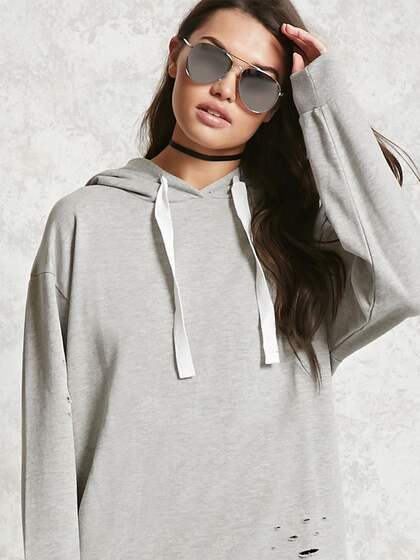 1d559987b4a Forever 21 Sweatshirts - Buy Forever 21 Sweatshirts online in India