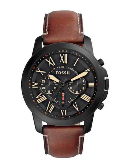 a4b61c63b Fossil Watches - Shop for Fossil Watch Online in India | Myntra
