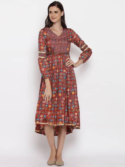 5915f8352f6ea Akkriti By Pantaloons Dresses - Buy Akkriti By Pantaloons Dresses ...