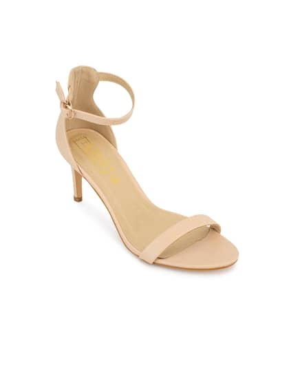 6ea25960a Truffle Collection Heels - Buy Truffle Collection Heels online in India