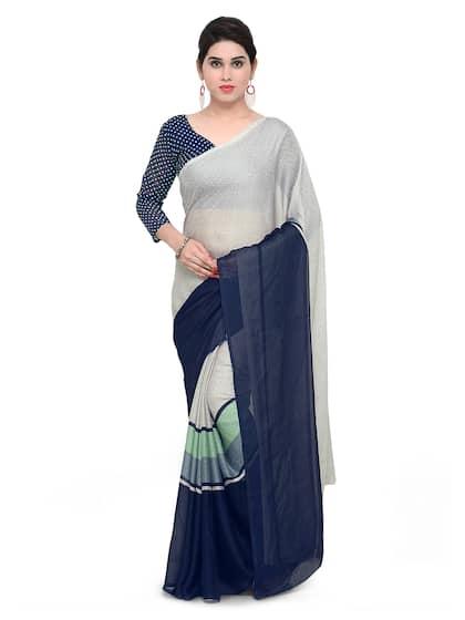 7cce74bf34 Triveni Sarees - Buy Triveni Saree Online in India   Myntra