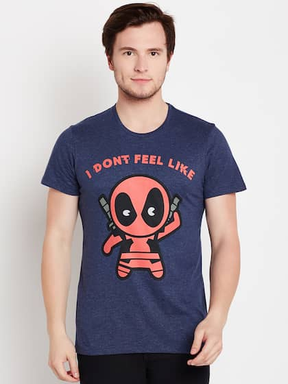 Marvel Comics - Shop for Marvel Comics Apparels Online | Myntra