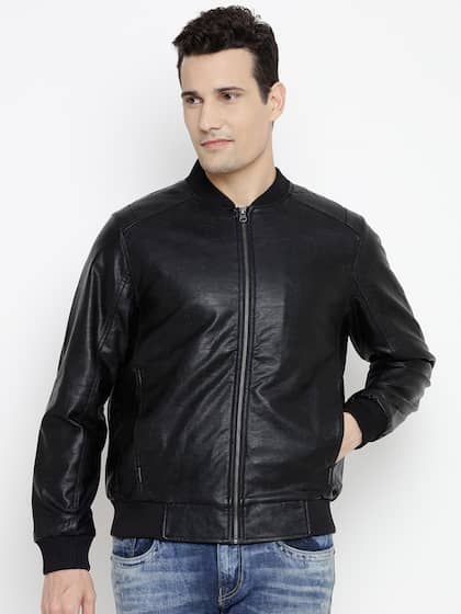 Jackets For Men Shop For Mens Jacket Online In India Myntra