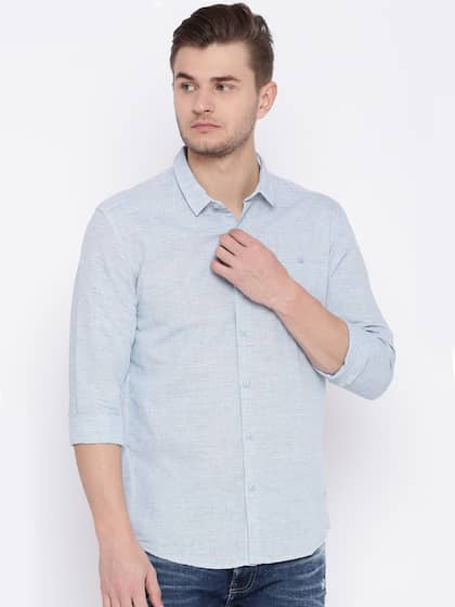 fd2513642 Voi Jeans Shirts - Buy Voi Jeans Shirts Online in India