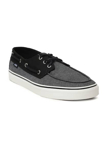 9016097b00e Vans. Men Colourblocked Boat Shoes