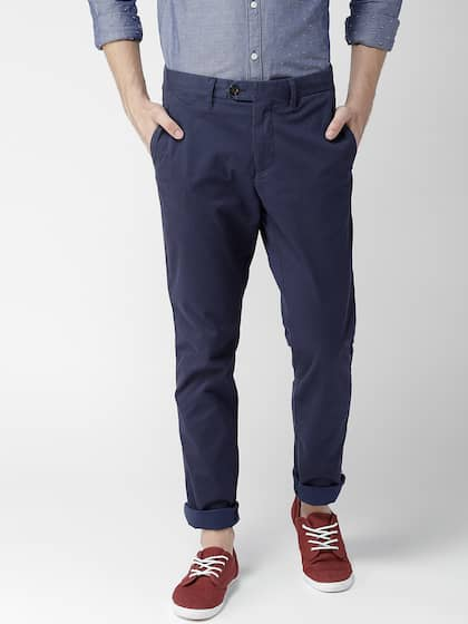 d22137364 Tommy Hilfiger Chinos Trousers - Buy Tommy Hilfiger Chinos Trousers ...
