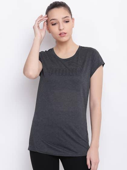 2dea6ca4216 Women Puma Tshirts And - Buy Women Puma Tshirts And online in India