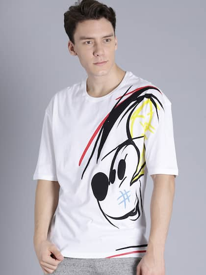 1d2dcd306 Disney T-shirts - Buy Disney T-shirt Online in India   Myntra