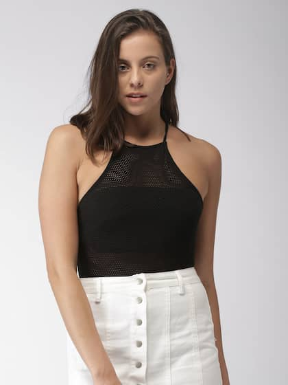 ea8a2bf370 Forever 21 Bodysuit - Buy Forever 21 Bodysuit online in India