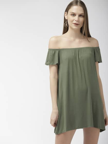 Forever 21 Off Shoulder Dresses Buy Forever 21 Off