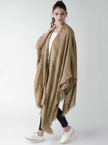 dc7bbef01 Poncho - Exclusive Poncho Online Store in India at Myntra