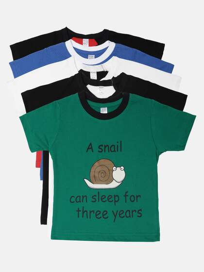 45d3f478a Boys T shirts - Buy T shirts for Boys online in India