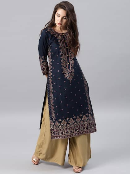676cb796bb Ladies Kurtas - Buy Kurtas for Women Online in India