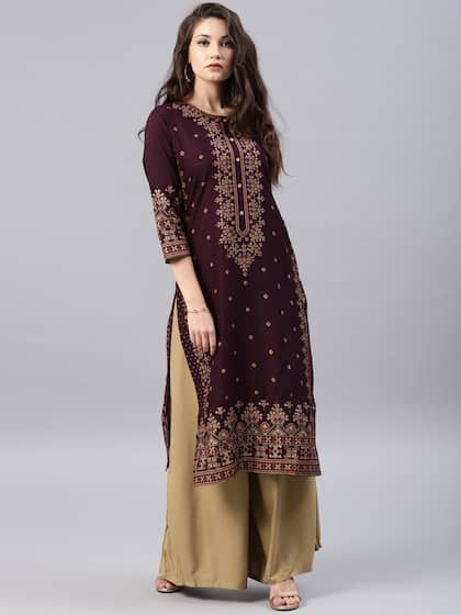 f39058c15245 Kurtis Online - Buy Designer Kurtis   Suits for Women - Myntra