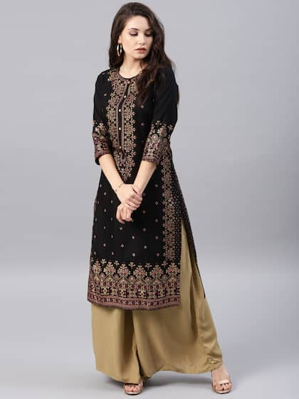 915314ebc1 Ethnic Wear - Buy Designer Ethnic Wear for Women Online | Myntra