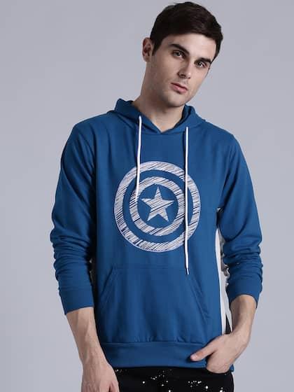 b8179b817 Marvel Sweatshirts - Buy Marvel Sweatshirts online in India