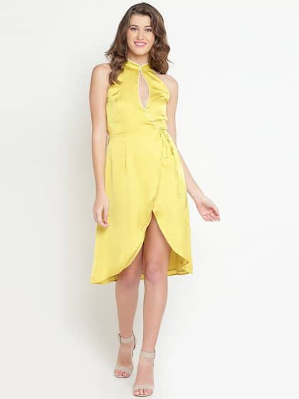 22a45343cf2 Forever 21 Wrap Dresses - Buy Forever 21 Wrap Dresses online in India