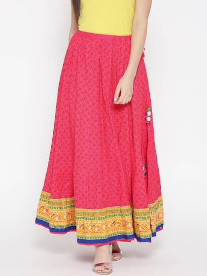 ad834f372d Biba Skirts - Buy Biba Skirts online in India