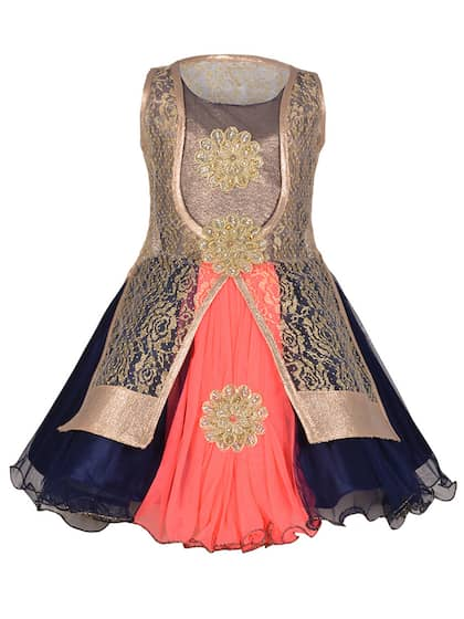 a349e67a02 Dresses For Kids - Buy Kids Dresses online in India