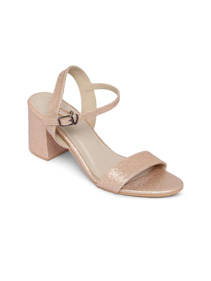 ebc492f7ba8e Nude Heels - Buy Nude Heels online in India