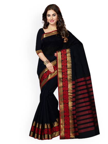317de28e0f7ef8 Designer Saree - Buy Designer Sarees Online in India @ Myntra